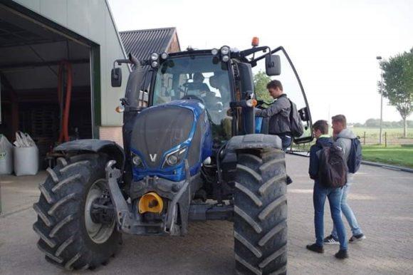 Akkerbouwbedrijf Van Oorschot (Nieuw Vossemeer)